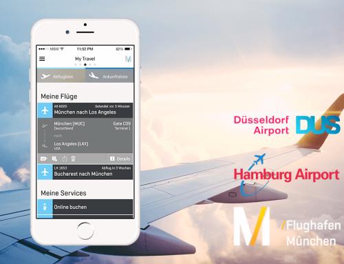 Passngr App. Die bequemste Art, Ihre Flüge zu verwalten.