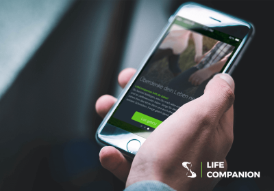 LifeCompanion MockUp