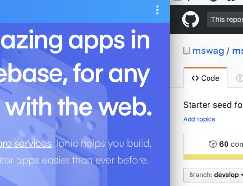 Schneller Start zu deiner ersten Hybrid App